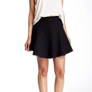 PAINTED THREADS Nordstrom Small Fit & Flare Skirt